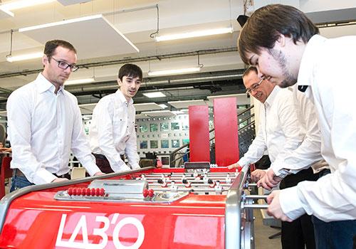 iZySolutions collaborative team