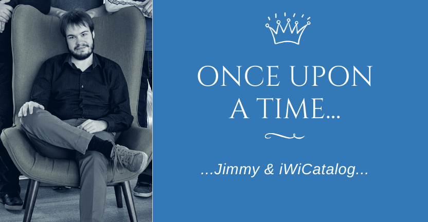 Jimmy, the king of the international optical catalog